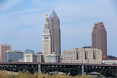 Cleveland Skyline (craigsanders429) Tags: cleveland clevelandskyline skyscrapers skyline tallbuildings downtowncleveland clevelandskyscrapers clevelandbuildings urbanscenes cities cityscapes cityscenes