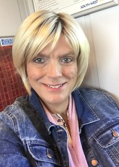 Heading to London on the train (joanne.lockwood1965) Tags: portsmouth england unitedkingdom gb indoors outdoors club dress hat heels skirt blond blonde cd convincing crossdress crossdresser crossdressing enfemme feminisation feminization gurl happy legs lgbt m2f makeup me mtf passable pose selfie shemale smile tcute tgirl tgurl tights tilf tranny trans transcute transformation transgender transgendered travesti transgirl transvestite transwoman ts tv wig xdress xdresser