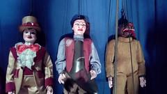 #pupi #pupinapoletani #puparo #luciocorelli #operadeipupi #torreannunziata #tradizione #napoli #traditional #art #southitaly #marionette #marionets #puppets (cattivo costume) Tags: napoli operadeipupi southitaly traditional marionets marionette luciocorelli puppets art puparo pupi pupinapoletani tradizione torreannunziata