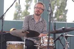 Viramundo (2016) 07 (KM's Live Music shots) Tags: worldmusic brazil viramundo drumkit drums festivalofbrasil hornimanmuseum