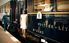Stepping into the Venice Simplon-Orient-Express (somabiswas) Tags: venicesimplon orient express train travel luxury trains royalty romaticism agatha christie murderontheorientexpress saariysqualitypictures