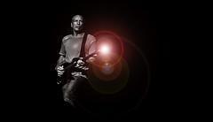 Grand Funk Rides Again (Chuck LaChance) Tags: bw blackandwhite noiretblanc concert rock music