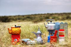 Tea and coffee making in the wild! (Ali:18 ( )) Tags: coffee tea wild jazan jizan sabiya ksa saudi           saudiarabia    spring
