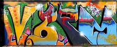 graffiti amsterdam (wojofoto) Tags: ndsm graffiti amsterdam wojofoto wolfgangjosten nederland holland netherland streetart
