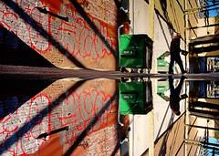 >> | (. Jianwei .) Tags: street color vancouver x70 fuji reflections macbook