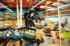 The Lead Horse (wick_diane) Tags: wwph2016 motion longexp adventure fun amusement