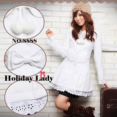 YY-CO5471 FW outerwear  off white (strandsglobal@gmail.com whatsapp: +60126467288 ) Tags: clothes garments fallwinterouterwear