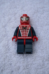 spiderman for sale on ebay (SpontaneousRaptor) Tags: spider ebay forsale lego sale web spiderman super hero superhero sell legospiderman