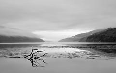 Monster of Loch Long (raoul_baart) Tags: bw scotland vakantie long exposure zomer loch engeland 2012 arrochar cokin nd110 ardgartan grootbrittani