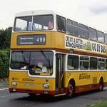 wyks - busways preserved 499 birstall summer 91 JL