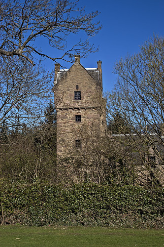 Mill O'Mains Castle
