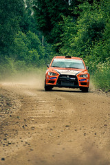IMG_1034-1-2 (Jaunozolins) Tags: forest canon eos rally x latvia 1855mm evox lancer mitsubishi gravel evo lmt 500d latvija andis lauki rallyart ergli 55250mm latvijasmobilaistelefons novads neiksans