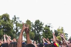 """W"" (Nelson Vargas Photo) Tags: people photography utah hands w crowd saltlakecity 2012 twilightconcertseries d700 vsco nikond700 vscofilm nikkor28mmf18g"
