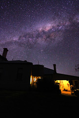 Milky Way over Dookie (Andrew Fleming Photography) Tags: silhouette night canon stars iso3200 nightscape space australia andrew victoria astro dookie galaxy astrophotography 7d f4 milkyway fleming 10mm 30secs andrewfleming canoneos7d greatershepparton