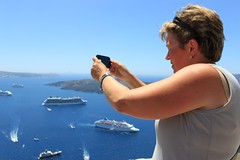 Santorini Griekenland juli 2012 252