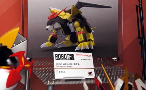 ROBOT魂 魔神英雄傳 邪虎丸