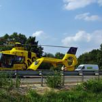 Schwerer Verkehrsunfall A60 Heidesheim 26.07.12 thumbnail