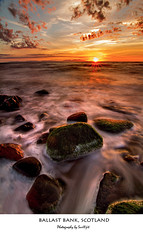 Ballast bank - Ayrshire -Scotland (Surajit..) Tags: seascape scotland ayrshire canon7d tokina1116mm