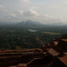 Sigiriya fortress atop the rock (Thomas Mills)