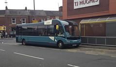 Arriva North West 710 (MX12 KVF) (CX54 DKD) Tags: bus sthelens 710 arriva mx12kvf