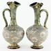 251. Pair of Royal Doulton Stoneware Ewers