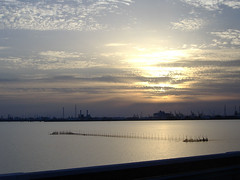 Sunset over the Venetian Lagoon - Explored 07/08/2012 (Errols Cuz) Tags: venice sky italy explore nationalgeographic flowersandclouds armoniaestile quartasunsetsunsetwednesday teresaflynn groupreflectionsofpassion