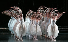 Cast change: Lauren Cuthbertson unable to dance in Swan Lake on 26 March and 2, 9 April 2015