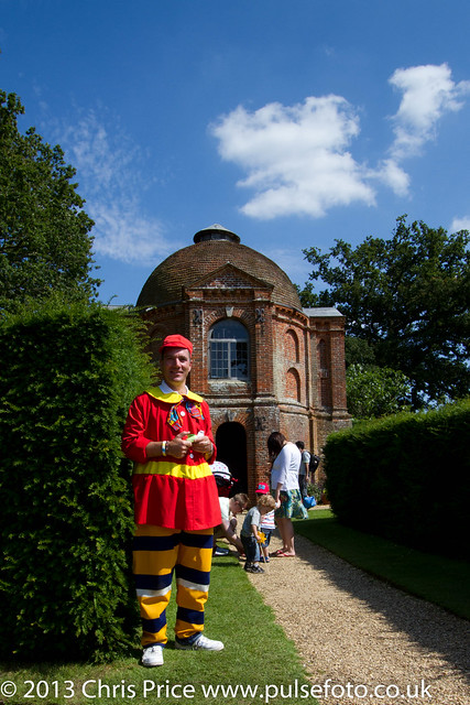 The Vyne - Alice in Wonderland event