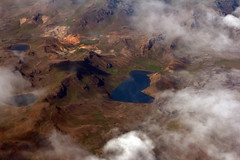 Iceland from the air (vic_206) Tags: mountains clouds wow landscape iceland islandia lakes paisaje lagos nubes montañas fromtheplane desdeelaire canon24105f4lis canoneos60d