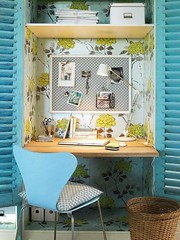 Cupboard offices (Muriel Alvarez) Tags: ikea home kitchen diy homeoffice cupboard homedecor renovating workingfromhome cupboardoffice