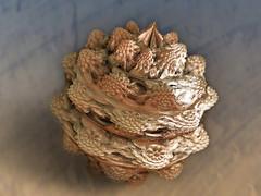 Like a shell ... (Emmanuel Cateau) Tags: artwork creative shell fractal coquillage