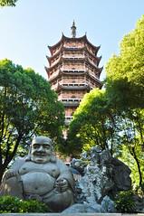 Pagode come funghi... (Jadranka Lara Saba) Tags: china pagoda suzhou buddha cina jiangsu fiumeazzurro