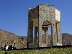 Massoud's Mausoleum (Simon Forster) Tags: afghanistan monument mausoleum hero massoud mujahideen panjshir