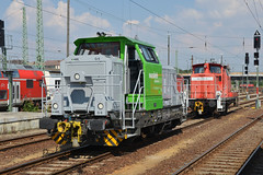 Vossloh Locomotives G6 650 108-8, Cottbus (Howard_Pulling) Tags: pictures camera station train germany deutschland photo nikon gare photos picture zug bahnhof trains german g6 bahn cottbus 108 eastgermany shunter 1088 vossloh vosslohlocomotives nikond5100