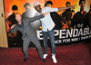 Jason Statham and Usain Bolt 'The Expendables 2' UK Premiere held at the Empire Leicester Square London, England