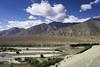 Indus. Ladaakh.India (courregesg) Tags: india building river landscape kashmir paysage leh indus ladakh jammu the4elements