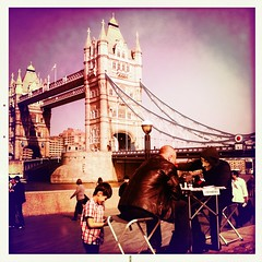 London, März 2012