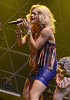 Rita Ora V Festival 2012 held at Hylands Park - Performances - Day Two Essex, England
