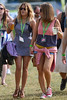 Caroline Flack V Festival 2012 held at Hylands Park - Performances - Day Two Essex, England