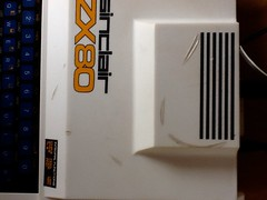 ZX80 #1 closeup (Crasher242) Tags: zx80