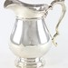 1065. International Sterling Silver Water Pitcher