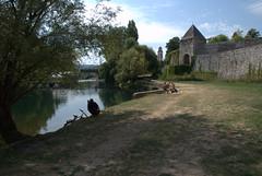 River plus castle