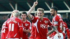 Bristol City vs Crystal Palace 2012