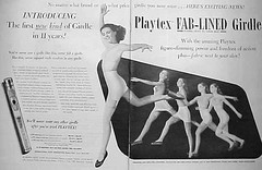 29 (Undie-clared) Tags: girdle playtex fablined