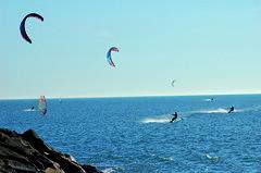 Kitesurfing – Cabedelo Beach, Viana do Castelo