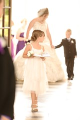 Here she comes! (bryanpage) Tags: flowers wedding tiara children bride harrison veil dress suit bridesmaid flowergirl weddingdress pageboy harrisonhendrixpage harrisonpage michellechilds williamsonpark ashtonmemorial charlipiper