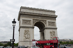 Arc de Triomphe Photo
