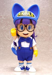 EX合金系列 怪博士機器娃娃 阿拉蕾(丁小雨)戴動物耳朵帽子版
