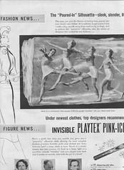 50 (Undie-clared) Tags: girdle playtex pinkice