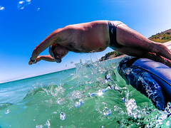 Dive (@Dpalichorov) Tags: outdoor dive water drops wave jump firefly6s firefly 6s action camera actioncamera rightmoment right moment sky splash sea beach man human swim coast
